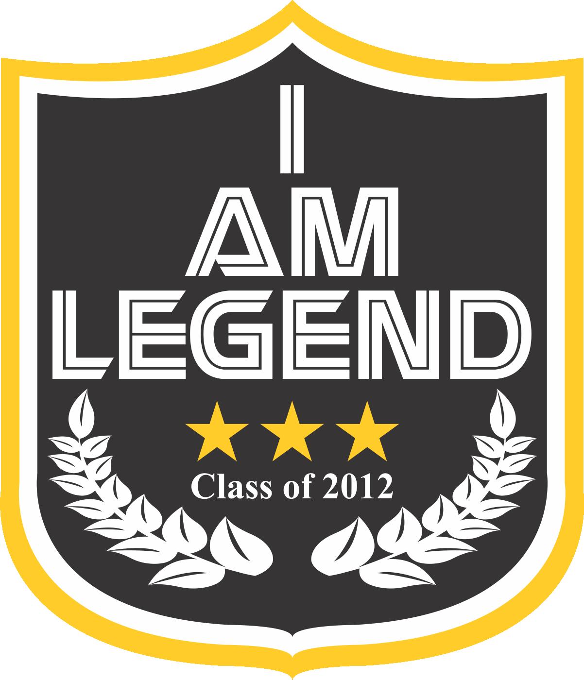 I am Legend 2  I Am Legend Logo
