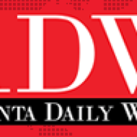 """Atlanta Daily World Article: """"Graduate Urges Others to Take 'The Journey"""""""