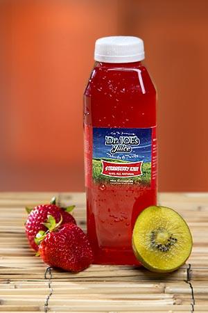 Dr Joe's Detox Strawberry Kiwi Juice